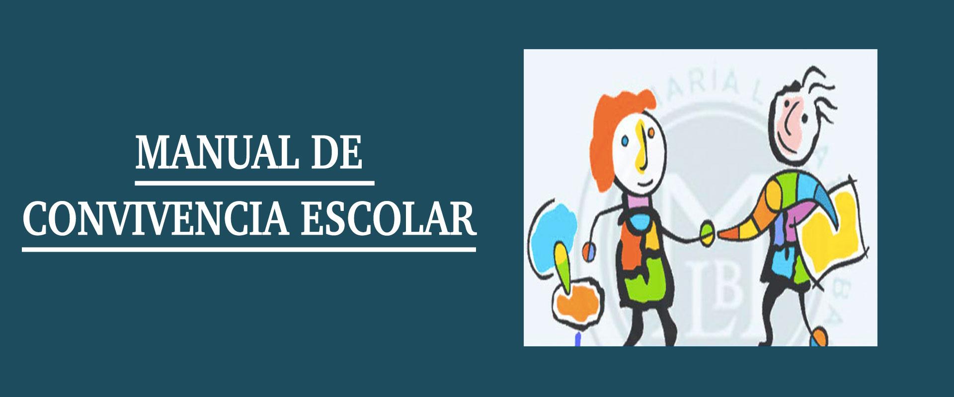 Manual De Convivencia Escolar Maria Luisa Bombal